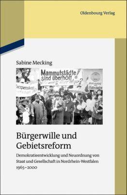Bürgerwille und Gebietsreform, Sabine Mecking