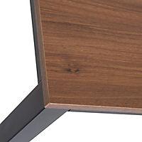 Bürotisch (Farbe: schwarz) - Produktdetailbild 5
