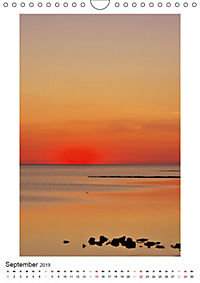 Büsum - Impressionen eines Sommers (Wandkalender 2019 DIN A4 hoch) - Produktdetailbild 9