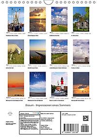 Büsum - Impressionen eines Sommers (Wandkalender 2019 DIN A4 hoch) - Produktdetailbild 13