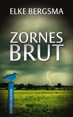 Büttner und Hasenkrug ermitteln: Zornesbrut - Ostfrieslandkrimi, Elke Bergsma