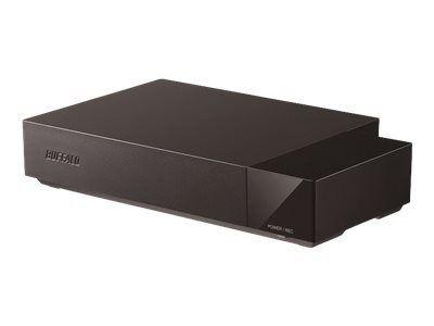 BUFFALO DriveStation Media 3TB USB3.0 8,9cm 3,5Zoll - Empfehlung fuer Panasonic  TV, Recorders