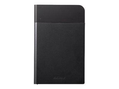 BUFFALO MiniStation Extreme Water&Dust Resistant USB 3.0 6,4cm 2,5Zoll 2TB  Portable HDD Black