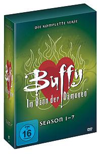 Buffy: Im Bann der Dämonen - Komplettbox - Produktdetailbild 1