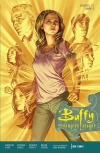 Buffy The Vampire Slayer (Staffel 11) - Die Eine!, Christos Gage