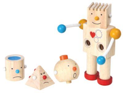 Build-A-Robot - Bau einen Roboter