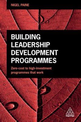 Building Leadership Development Programmes, Nigel Paine