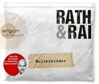 Bullenbrüder, 6 CDs, Hans Rath, Edgar Rai