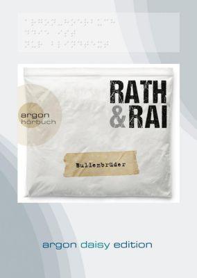 Bullenbrüder (DAISY Edition), 1 MP3-CD, Hans Rath, Edgar Rai