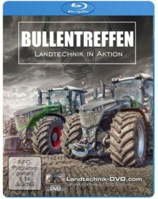 Bullentreffen - Landtechnik in Aktion, 1 Blu-ray