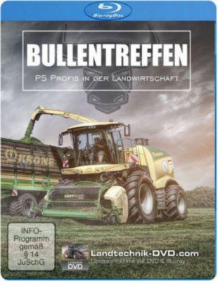 Bullentreffen - PS Profis in der Landwirtschaft, 1 Blu-ray