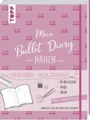 Bullet Diary Nähen, Frederike Matthäus