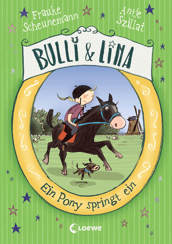 Bulli Lina Ein Pony Springt Ein Buch Bestellen Weltbildde