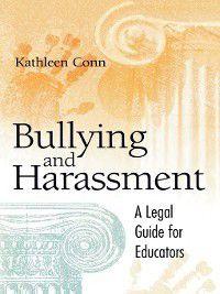 Bullying and Harassment, Kathleen Conn