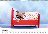 Bullys - Französische Bulldoggen 2019 (Wandkalender 2019 DIN A3 quer) - Produktdetailbild 2