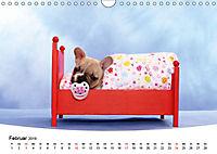 Bullys - Französische Bulldoggen 2019 (Wandkalender 2019 DIN A4 quer) - Produktdetailbild 2