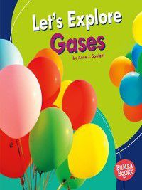 Bumba Books A First Look at Physical Science: Let's Explore Gases, Anne J. Spaight