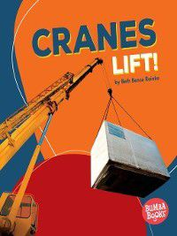 Bumba Books™ — Construction Zone: Cranes Lift!, Beth Bence Reinke