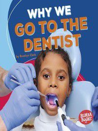 Bumba Books Health Matters: Why We Go to the Dentist, Rosalyn Clark