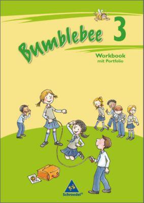 Bumblebee, Ausgabe 2008 für das 3./4. Schuljahr: 3. Schuljahr, Workbook