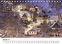 Bundesgolddorf Westfeld-Ohlenbach (Tischkalender 2019 DIN A5 quer) - Produktdetailbild 1