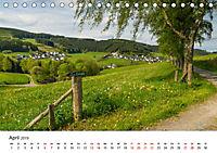 Bundesgolddorf Westfeld-Ohlenbach (Tischkalender 2019 DIN A5 quer) - Produktdetailbild 4