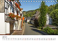 Bundesgolddorf Westfeld-Ohlenbach (Tischkalender 2019 DIN A5 quer) - Produktdetailbild 7