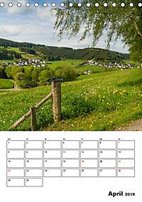 Bundesgolddorf Westfeld-Ohlenbach (Tischkalender 2019 DIN A5 hoch) - Produktdetailbild 4