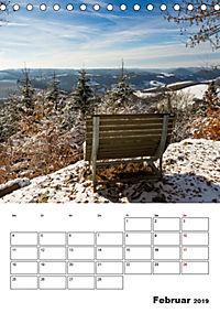 Bundesgolddorf Westfeld-Ohlenbach (Tischkalender 2019 DIN A5 hoch) - Produktdetailbild 2