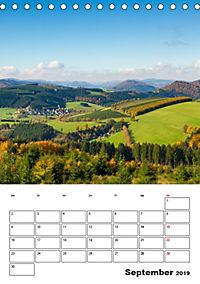 Bundesgolddorf Westfeld-Ohlenbach (Tischkalender 2019 DIN A5 hoch) - Produktdetailbild 9