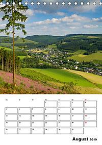Bundesgolddorf Westfeld-Ohlenbach (Tischkalender 2019 DIN A5 hoch) - Produktdetailbild 8