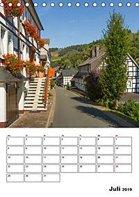 Bundesgolddorf Westfeld-Ohlenbach (Tischkalender 2019 DIN A5 hoch) - Produktdetailbild 7