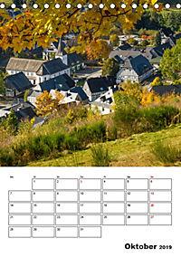 Bundesgolddorf Westfeld-Ohlenbach (Tischkalender 2019 DIN A5 hoch) - Produktdetailbild 10