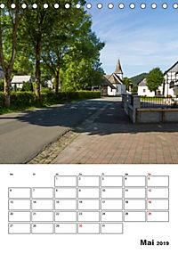 Bundesgolddorf Westfeld-Ohlenbach (Tischkalender 2019 DIN A5 hoch) - Produktdetailbild 5