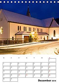 Bundesgolddorf Westfeld-Ohlenbach (Tischkalender 2019 DIN A5 hoch) - Produktdetailbild 12