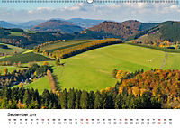 Bundesgolddorf Westfeld-Ohlenbach (Wandkalender 2019 DIN A2 quer) - Produktdetailbild 7