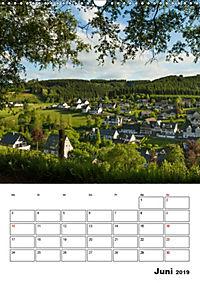 Bundesgolddorf Westfeld-Ohlenbach (Wandkalender 2019 DIN A3 hoch) - Produktdetailbild 6