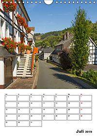 Bundesgolddorf Westfeld-Ohlenbach (Wandkalender 2019 DIN A4 hoch) - Produktdetailbild 7