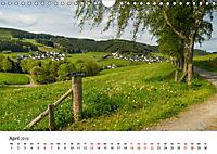 Bundesgolddorf Westfeld-Ohlenbach (Wandkalender 2019 DIN A4 quer) - Produktdetailbild 4