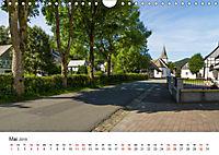 Bundesgolddorf Westfeld-Ohlenbach (Wandkalender 2019 DIN A4 quer) - Produktdetailbild 5