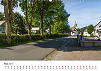 Bundesgolddorf Westfeld-Ohlenbach (Wandkalender 2019 DIN A2 quer) - Produktdetailbild 5