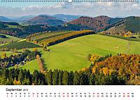 Bundesgolddorf Westfeld-Ohlenbach (Wandkalender 2019 DIN A2 quer) - Produktdetailbild 9