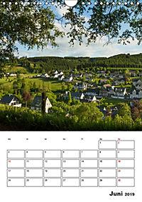 Bundesgolddorf Westfeld-Ohlenbach (Wandkalender 2019 DIN A4 hoch) - Produktdetailbild 6