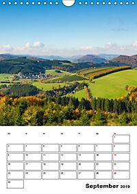 Bundesgolddorf Westfeld-Ohlenbach (Wandkalender 2019 DIN A4 hoch) - Produktdetailbild 9