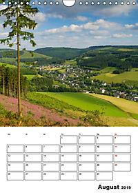 Bundesgolddorf Westfeld-Ohlenbach (Wandkalender 2019 DIN A4 hoch) - Produktdetailbild 8