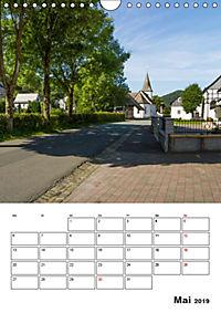 Bundesgolddorf Westfeld-Ohlenbach (Wandkalender 2019 DIN A4 hoch) - Produktdetailbild 5