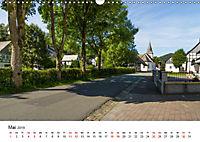 Bundesgolddorf Westfeld-Ohlenbach (Wandkalender 2019 DIN A3 quer) - Produktdetailbild 5