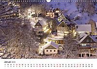 Bundesgolddorf Westfeld-Ohlenbach (Wandkalender 2019 DIN A3 quer) - Produktdetailbild 1