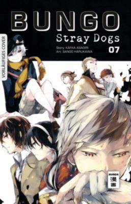 Bungo Stray Dogs, Kafka Asagiri, Sango Harukawa