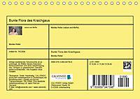 Bunte Flora des Kraichgaus (Tischkalender 2019 DIN A5 quer) - Produktdetailbild 13